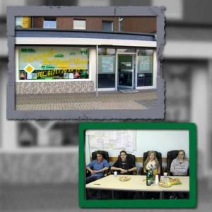 Unsere Räumlichkeiten in der Eichendorffstraße.